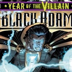 Black Adam Year of the Villain #1 Featured