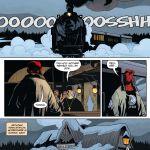"Mignolaversity: Matt Smith on ""Hellboy and the B.P.R.D.: Long Night at Goloski Station"""