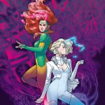"""""""Giant Size X-Men: Jean Grey and Emma Frost"""""""