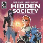 """""""Hidden Society"""" #1"""