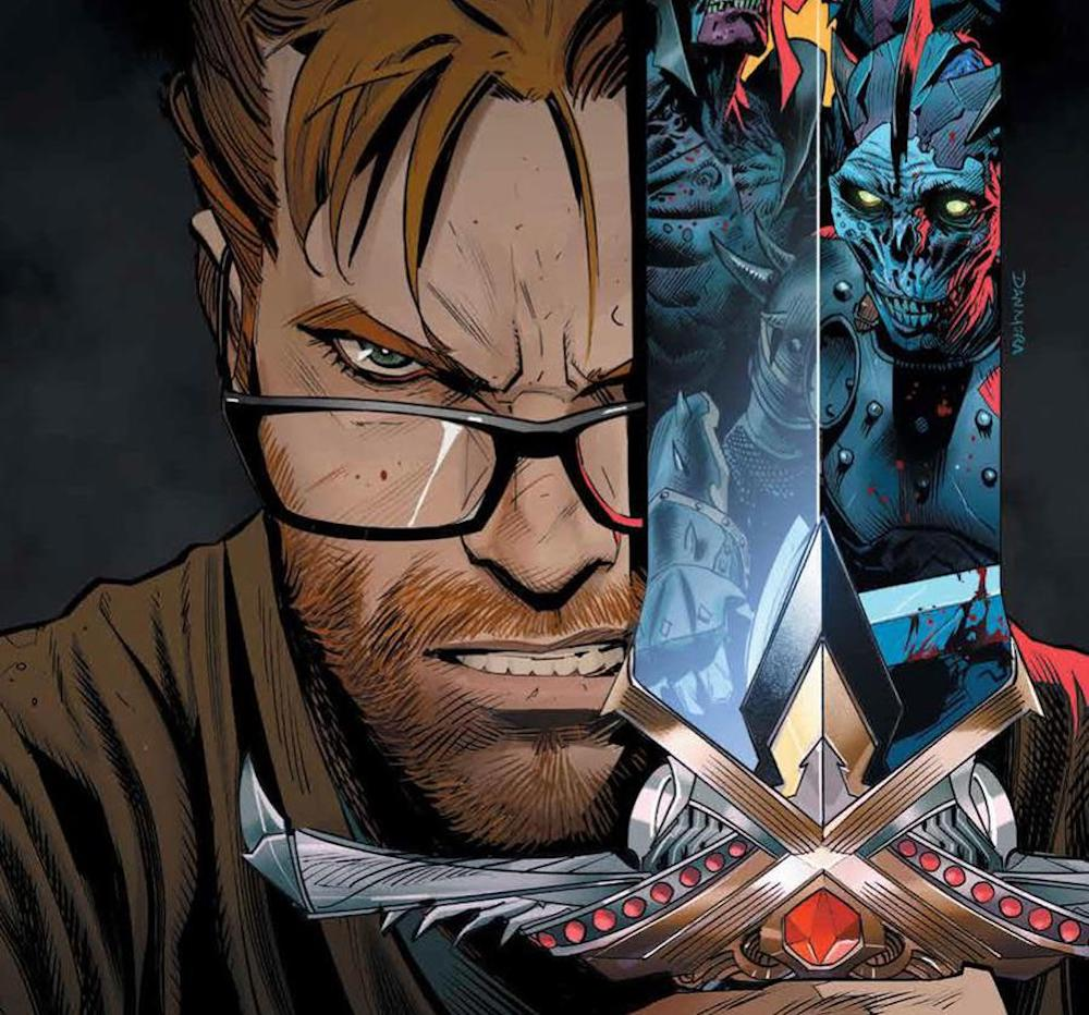 "NYCC '19: Kieron Gillen on the Arthurian Myth and ""Once and Future"""