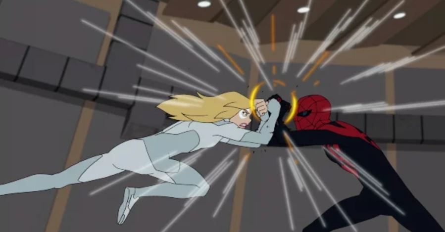 marvel's spider-man cloak and dagger featured