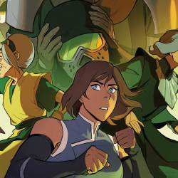 "Feature: ""The Legend of Korra: Ruins of the Empire"" Part 2"