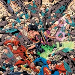 Justice League 40 Featured