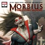 "Exclusive Preview: ""Morbius"" #1"