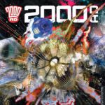 Multiver-City One: 2000 AD Prog 2160 – The Red, White, and Blew!