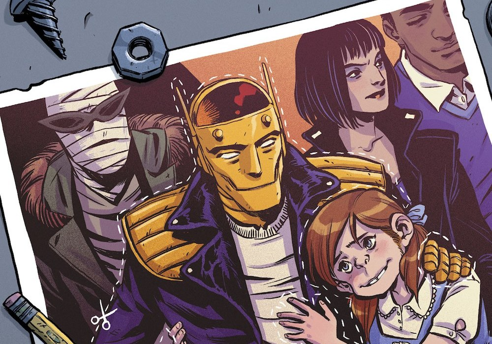 Doom Patrol WotW 5 Featured