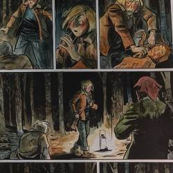 Feature: Harrow County #3, page 22