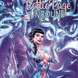 Bettie Page Unbound #9 Featured