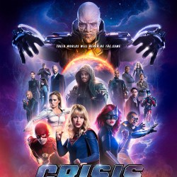 CW Crisis on Infinite Earths finale poster featured