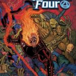 "Exclusive: The New Fantastic Four Reform in ""Fantastic Four"" #22"