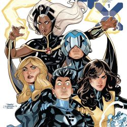 X-Men Fantastic Four 1 Featured