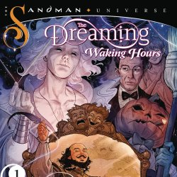The Dreaming Waking Hours #1 Featured