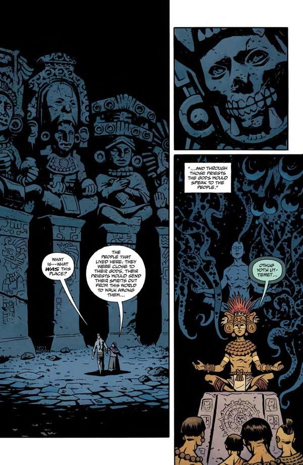 """""""Frankenstein Underground"""" #1 page 7"""
