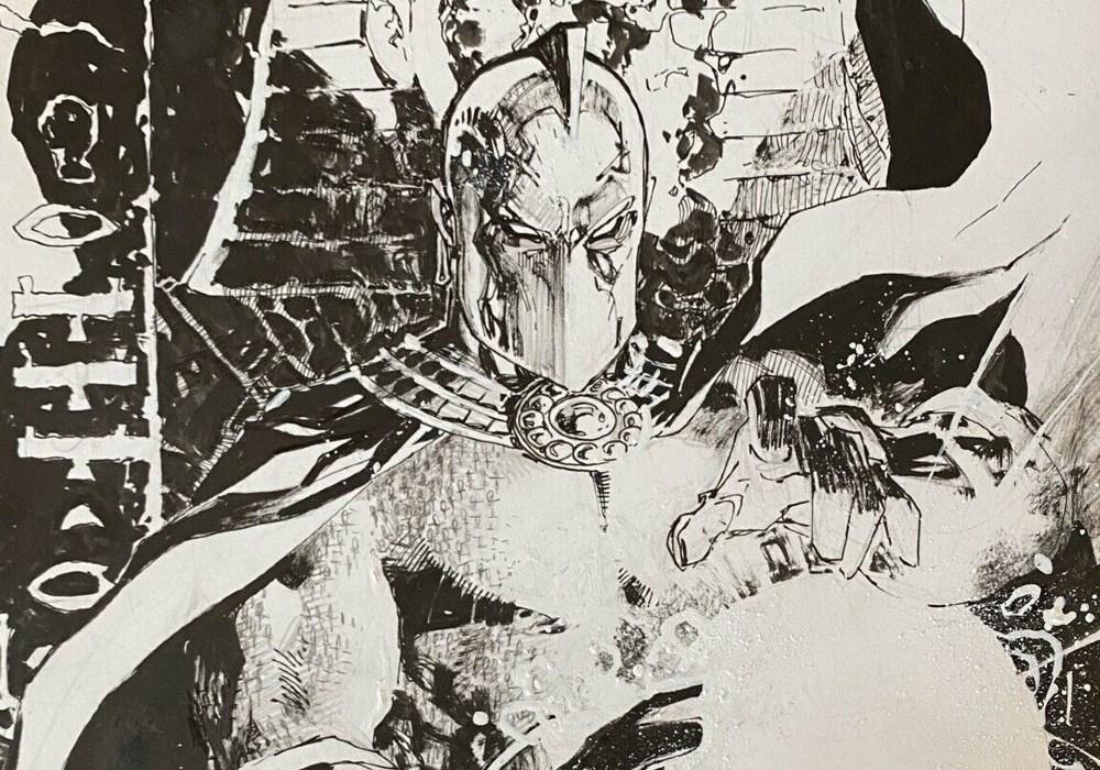 Jim Lee DC Auction Featured