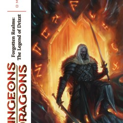 Legend of Drizzt #1 featured