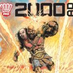 Multiver-City One: 2000 AD Prog 2180 – Into the Fire!
