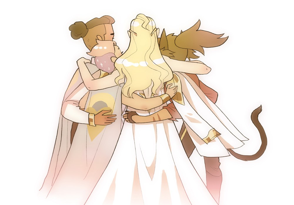 She-Ra and the Princesses of Power epilogue by Noelle Stevenson