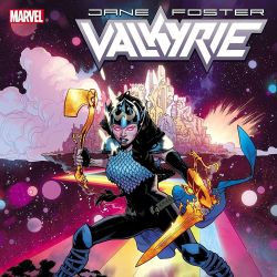 Valkyrie #10 Featured