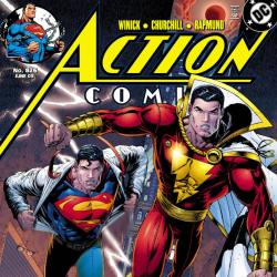 Action Comics 826 Featured