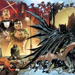 Detective Comics 1027 Andy Kubert cover