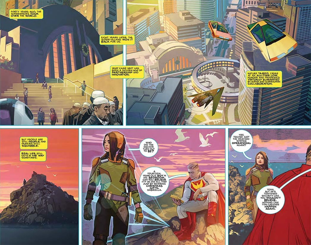 Image Announces Jupiter S Legacy Requiem Multiversity Comics