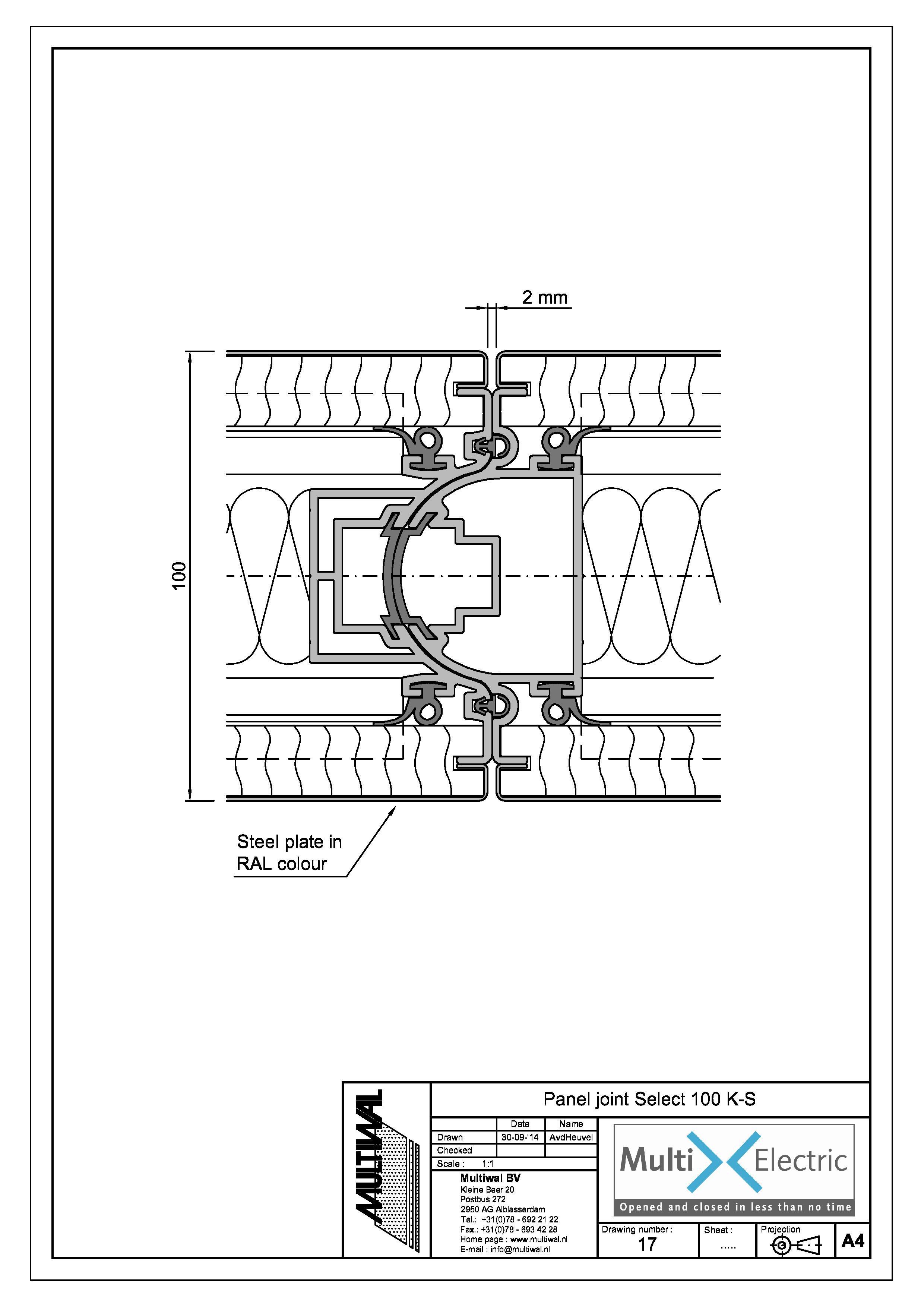 Electrical Drawing Numbering Standards
