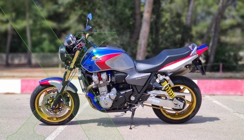 imagen destacada Honda CB1300