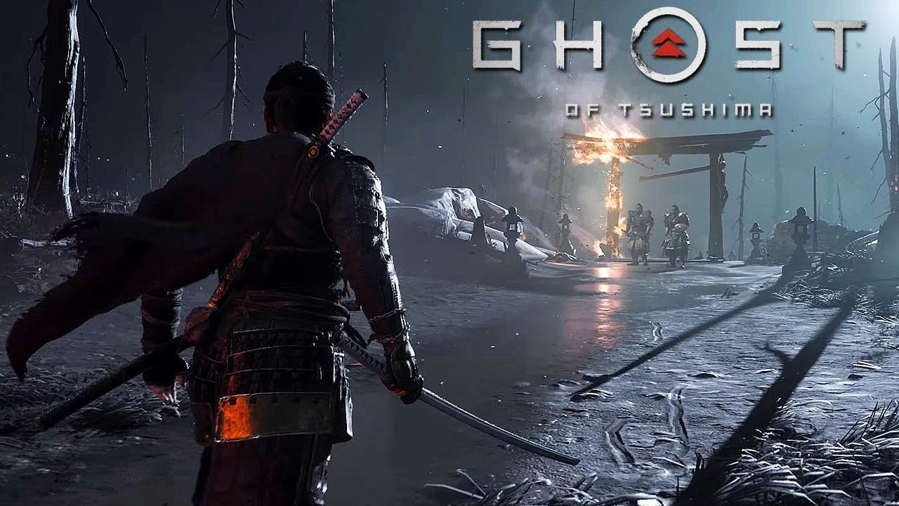 Games | Confira o novo trailer de Ghost of Tsushima