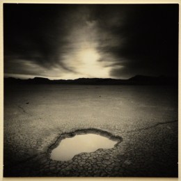 """Baja Lake Bed"" by Matthew Rainwaters"
