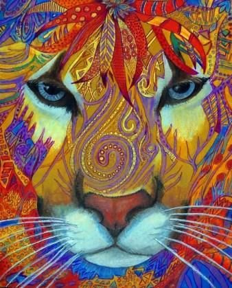 Cougar Courage