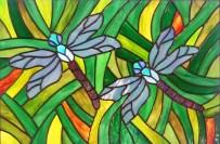 Dragonfly Garden II