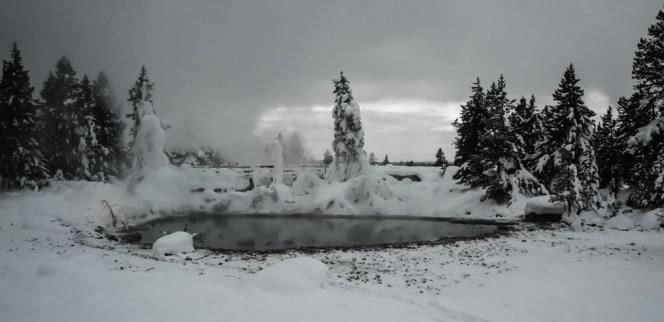 Mystical Yellowstone