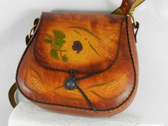 Sunflower and Wheat Bag