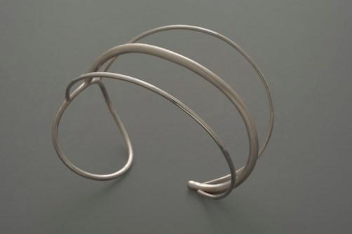 Triple Wire O Cuff