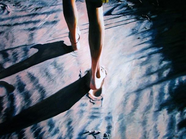 Walking Malaquite