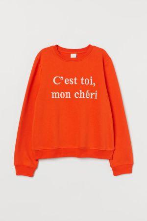 Mon cheri sweatshirt