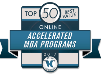 2018 Best 10 Value Bachelor's in Construction Management