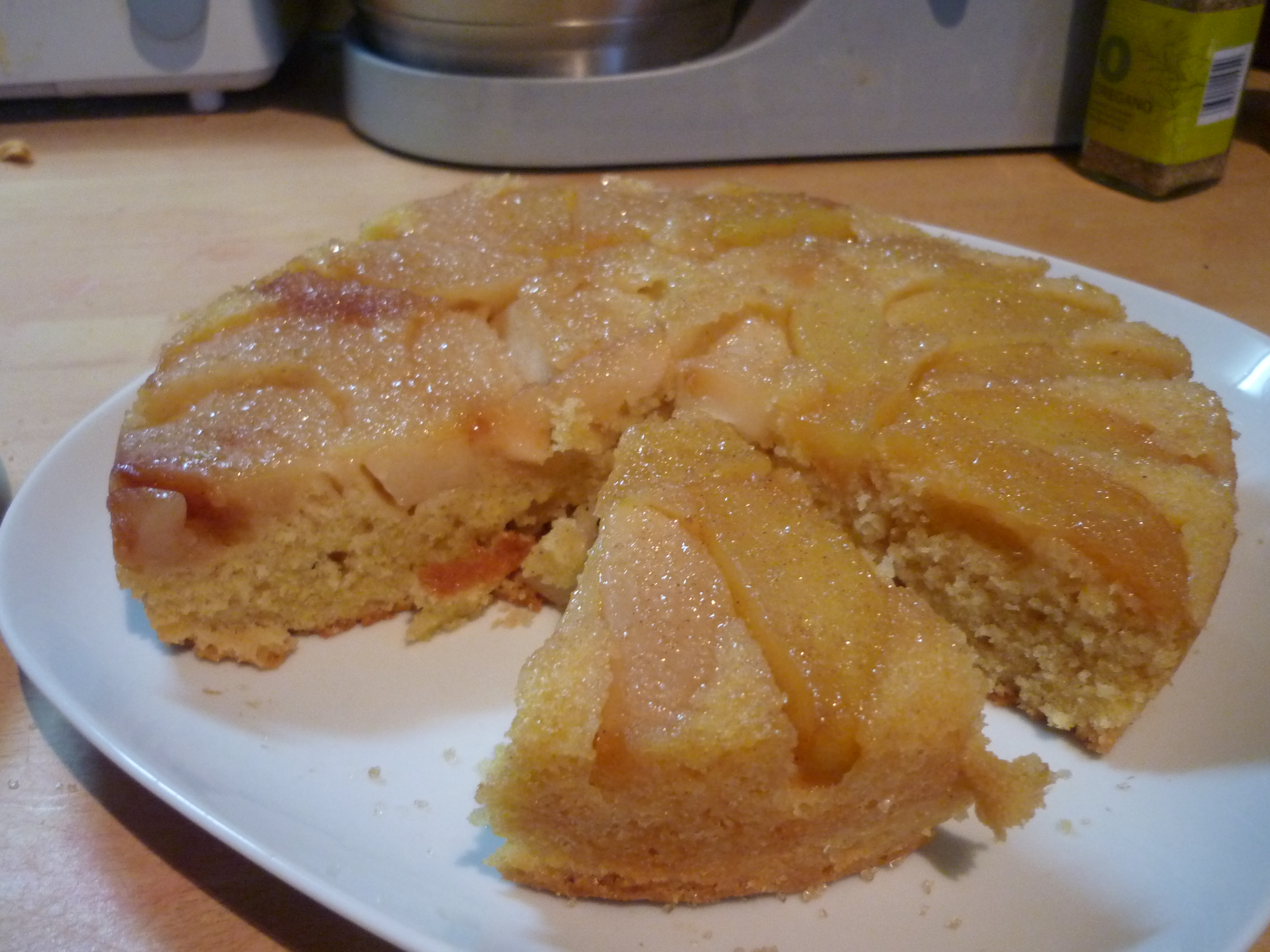 more apple recipes sauce and upside down cake thinking