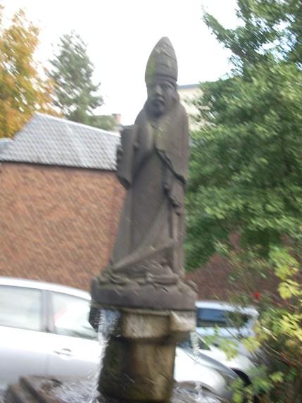 Heutiger Auspflug - der Heilige Clemens
