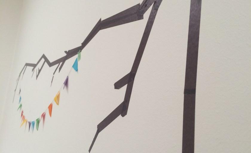 DIY: ein Bäumchen fürs Kinderzimmer