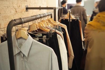 Mode von hund showroom fashion fair
