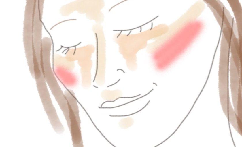 Erste Hilfe Make-up bei Erkältung