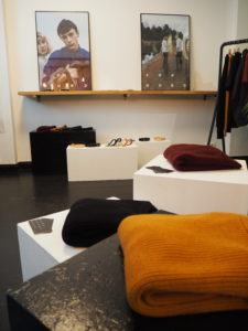 von hund mode label showroom