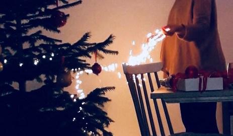 Schwangerschaftstagebuch: Weihnachten mit Kugel und neue Sorgen