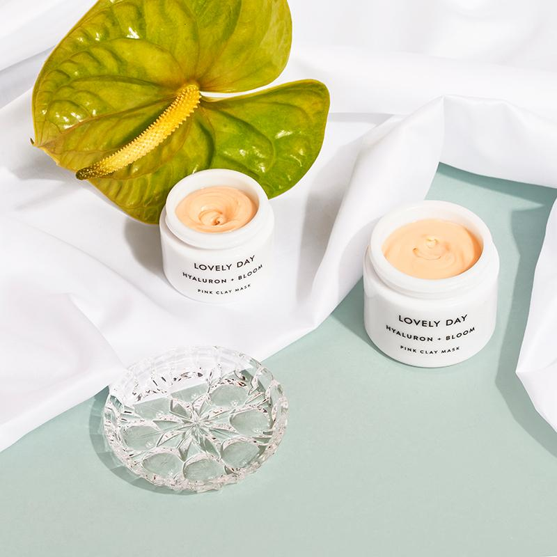 Lovely Day Botanicals Pink Clay Mask