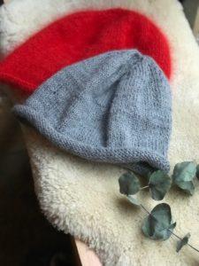 Beanie Mütze stricken