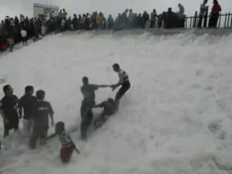 Lonavala Bushy Dam