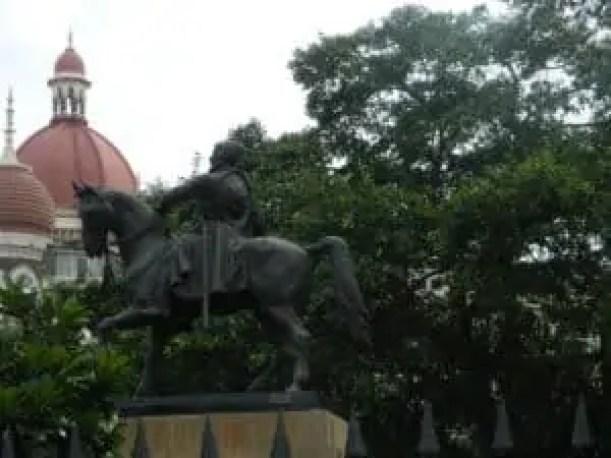 Statue of Chatrapati Shivaji Maharaj