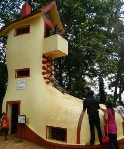 Shoe Kamla Nehru Park